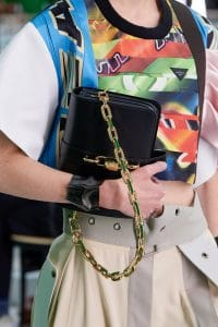 Louis Vuitton Black Shoulder Bag - Spring 2021