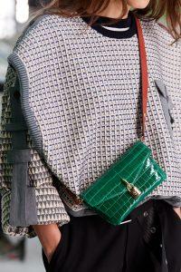 Louis Vuitton Green Crocodile Crossbody Bag - Spring 2021