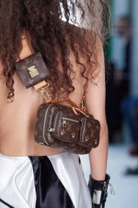 Louis Vuitton Monogram Canvas Crossbody Bag - Spring 2021