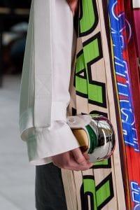 Louis Vuitton Silver Minaudiere Bag - Spring 2021