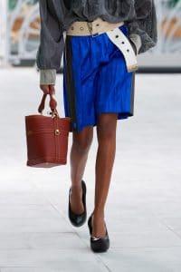 Louis Vuitton Tan Bucket Bag - Spring 2021