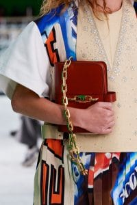 Louis Vuitton Tan Shoulder Bag - Spring 2021