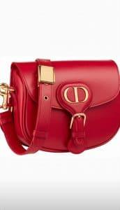 Dior Red Bobby Bag - Cruise 2021