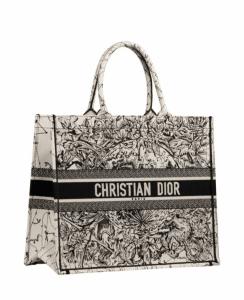 Dior Book Tote Zodiac Embroidery - Cruise 2021