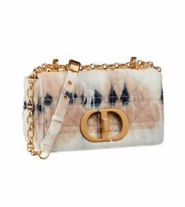 Dior Mini Caro Denim Bag - Cruise 2021