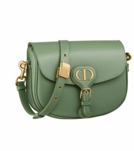 Dior Green Bobby Calfskin bag - Cruise 2021