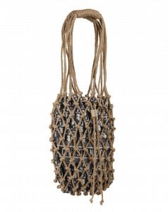 Dior Net Woven Oblique Bag