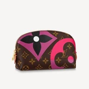 Louis Vuitton Game On Monogram Pochette Cosmetique