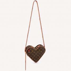 Louis Vuitton Monogram Game On Cœur Bag
