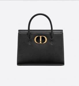 Dior Black St. Honoré Tote