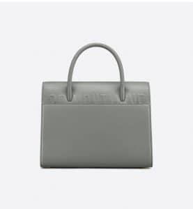 Dior Grey St. Honoré Tote