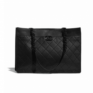 Chanel Black My Everything Large Shopping Bag