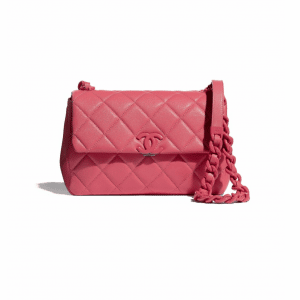 Chanel Coral My Everything Flap Bag