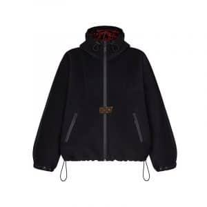 Louis Vuitton x Urs Fischer Red/Black Jacket 2