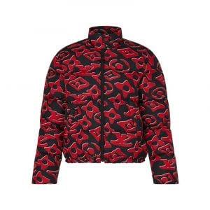 Louis Vuitton x Urs Fischer Red/Black Jacket