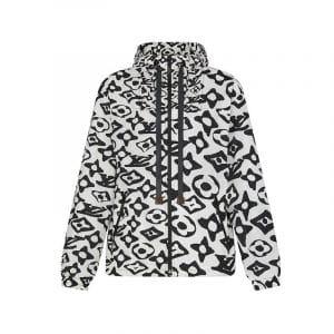 Louis Vuitton x Urs Fischer White/Black Jacket