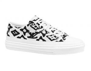 Louis Vuitton x Urs Fischer White/Black Sneaker