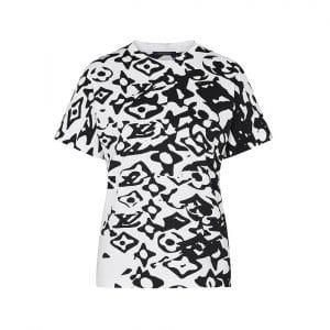 Louis Vuitton x Urs Fischer White/Black T-Shirt