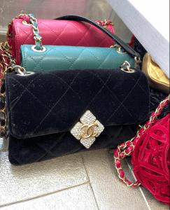 Chanel Shearling Bag - Prefall 2021