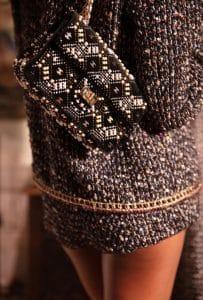 Chanel Embellished Flap Bag - Prefall 2021