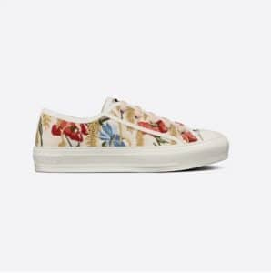 Dior Walk'N'Dior Hibiscus Sneaker - Spring 2021