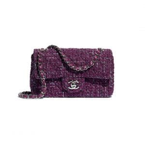 Chanel Purple Pink Mini Bag - Spring 2021