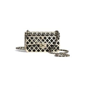 Chanel Extra Mini Gold Flap Bag - Spring 2021