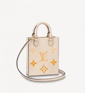 Louis Vuitton Petit Sac Plat Bag - Summer 2021