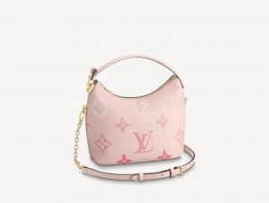 Louis Vuitton Pink Gradient Marshmallow Bag - Summer 2021