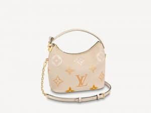 Louis Vuitton Yellow Gradient Marshmallow Bag - Summer 2021