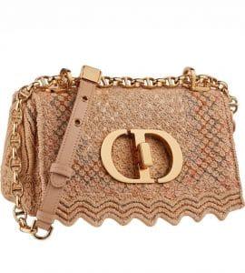 Dior Caro Textile Bag - Prefall 2021
