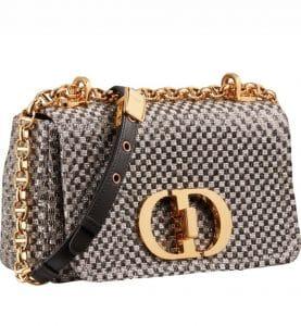 Dior Textile Caro Bag - Prefall 2021