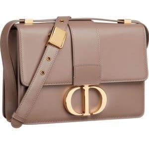 Dior Brown 30 Montaigne Bag - Prefall 2021