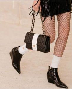 Chanel Bicolor Flap Bag - Cruise 2022