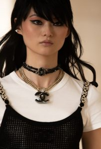 Chanel Charm Necklace Bag - Cruise 2022