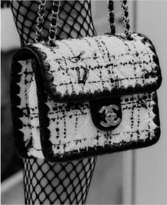 Chanel Tweed Flap Bag - Cruise 2022
