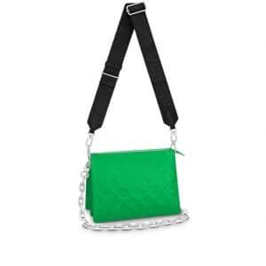 Louis Vuitton LV Motion Green Coussin PM - Pre-Fall 2021
