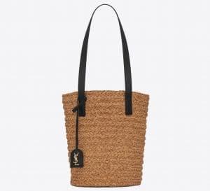 Panier Small Bag Natural in Raffia