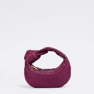 Bottega Veneta Cinnabar Mini Jodie Bag