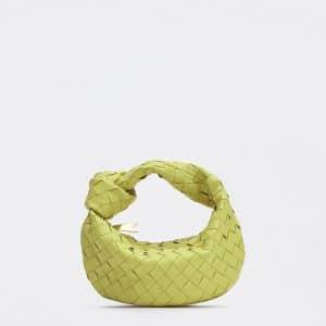 Bottega Veneta Kiwi Mini Jodie Bag