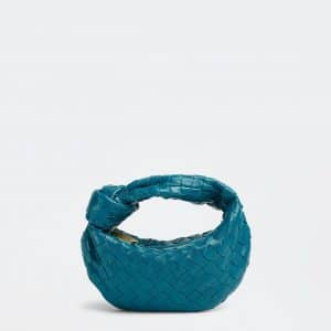 Bottega Veneta Mallard Mini Jodie Bag
