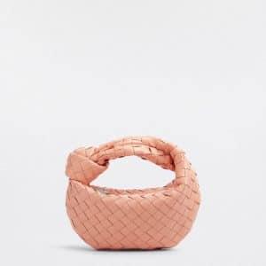 Bottega Veneta Peachy Mini Jodie Bag