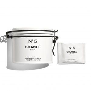 Chanel Factory 5 Bath Tablets 10 x 17g