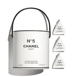 Chanel Factory 5 Shower Gel 20 x 6ml