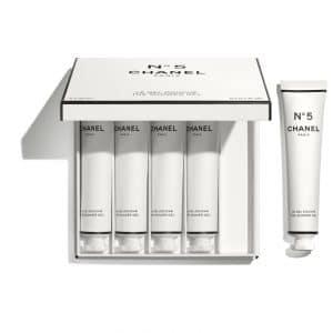 Chanel The Factory Shower Gel 5 x 0.7 fl. oz.