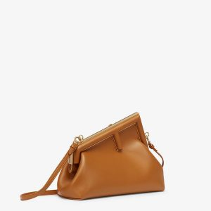 Fendi Brown First Small