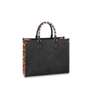 LV Black On The Go MM