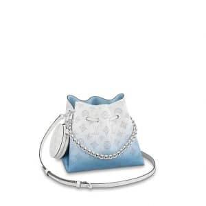 LV Blue Mahina Bella